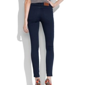 🆕Madewell | Skinny Skinny Ankle High Rise Size 27